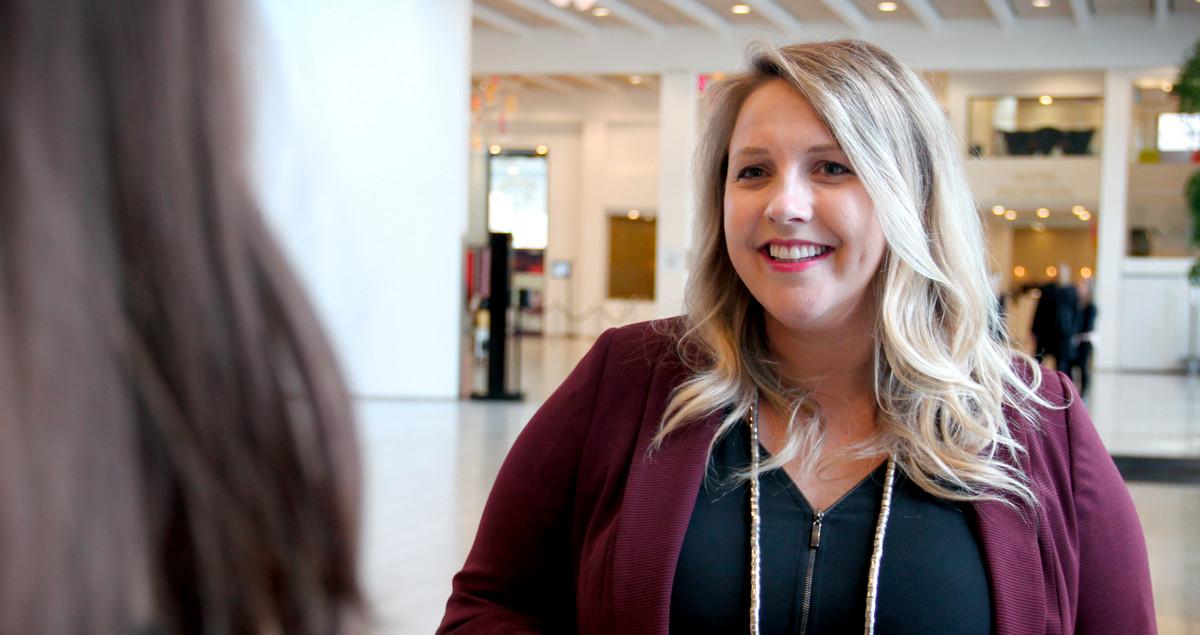 Bank, forsikring og pension i digital transformation – et interview med Amy McIlwain
