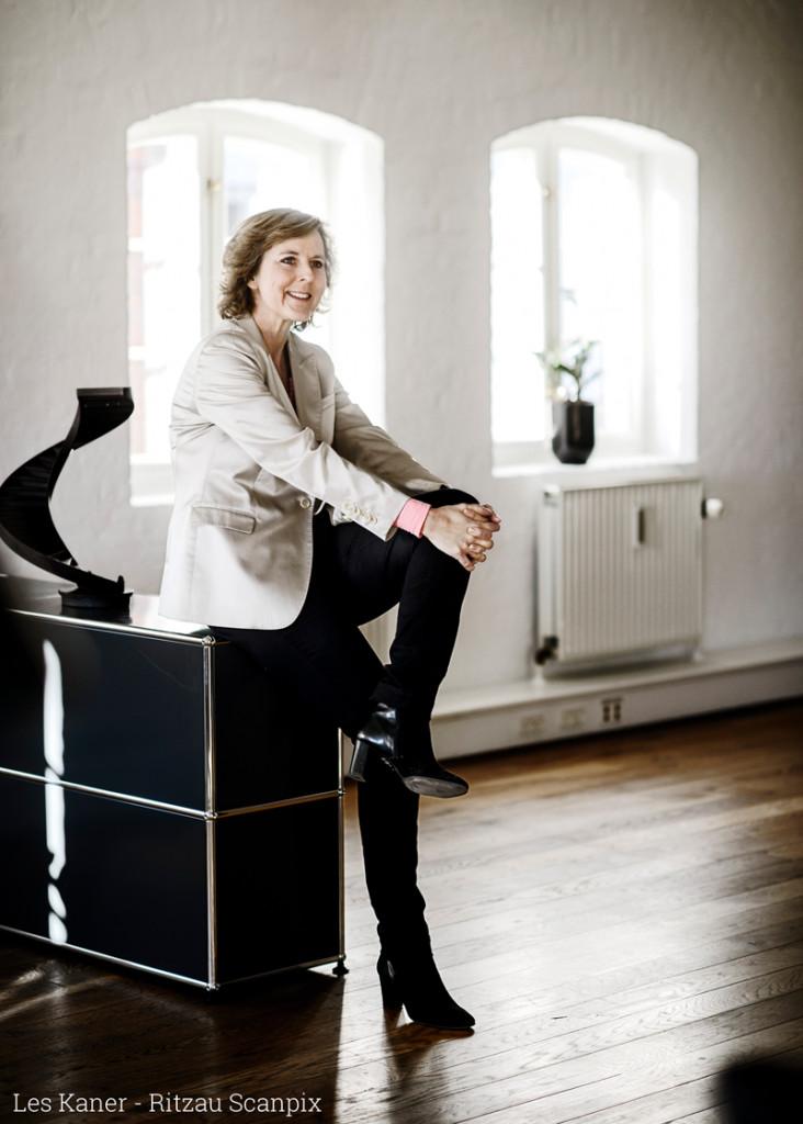 Om Connie Hedegaard - interview til CEO Superbrands