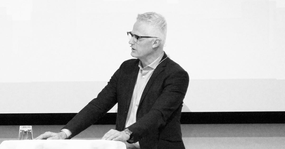 Mads Nipper om kommunikation til CEO Superbrands