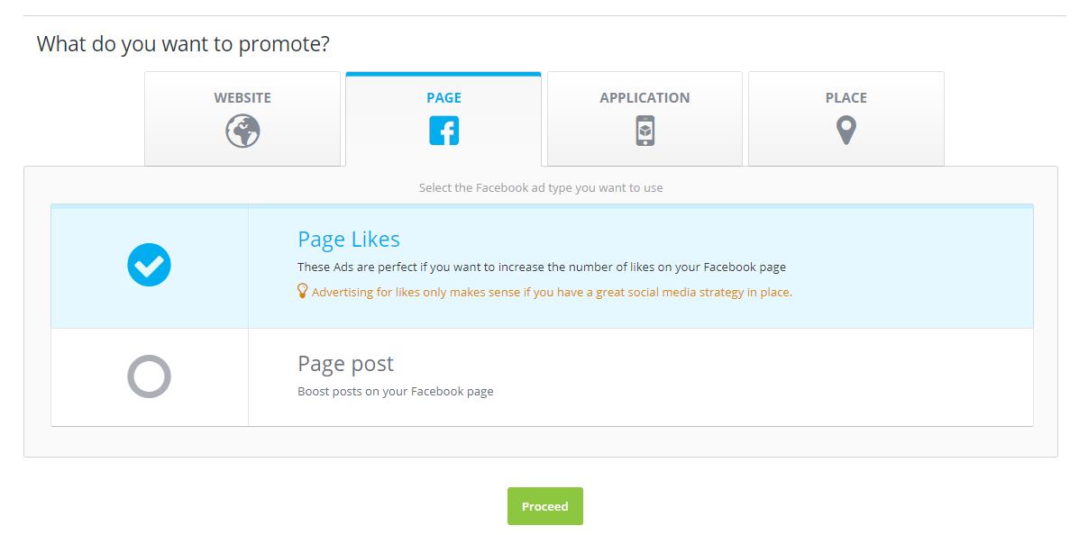 annoncering-paa-facebook-brugervenlighed-vaelg-dit-formaal