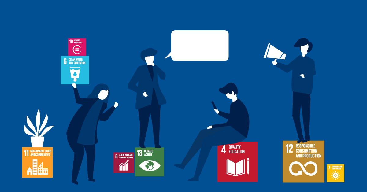 To anbefalinger til en bæredygtig kommunikationsstrategi