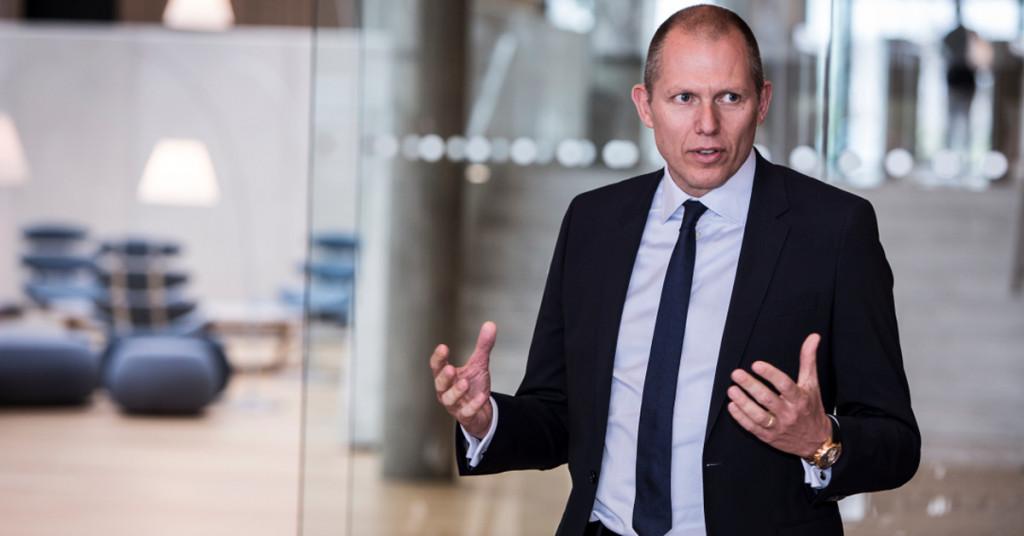 Jens Bjørn Andersen, DSV Panalpina, om bæredygtighed